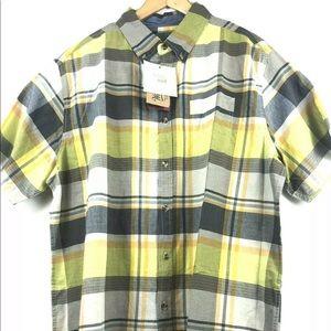Woolrich Timberline Organic Cotton SS Shirt